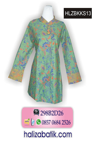 grosir batik pekalongan, Model Blus Wanita, Model Blus Batik, Model Blus Terbaru