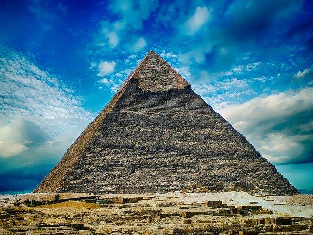 giza pyramid ancient