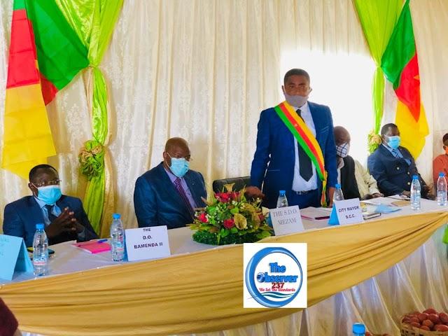 Bamenda City council to construct a modern shopping hub in 2021