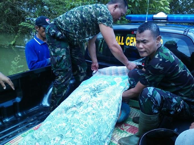 Banjir di Desa Tanjang Menelan Korban