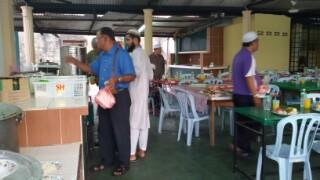 ifter party in surae al hedaya - 1