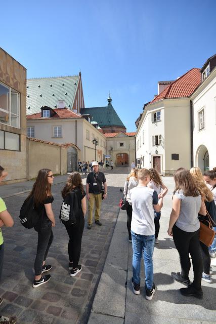 Wycieczka do Warszawy kl 2a - DSC_0141.JPG