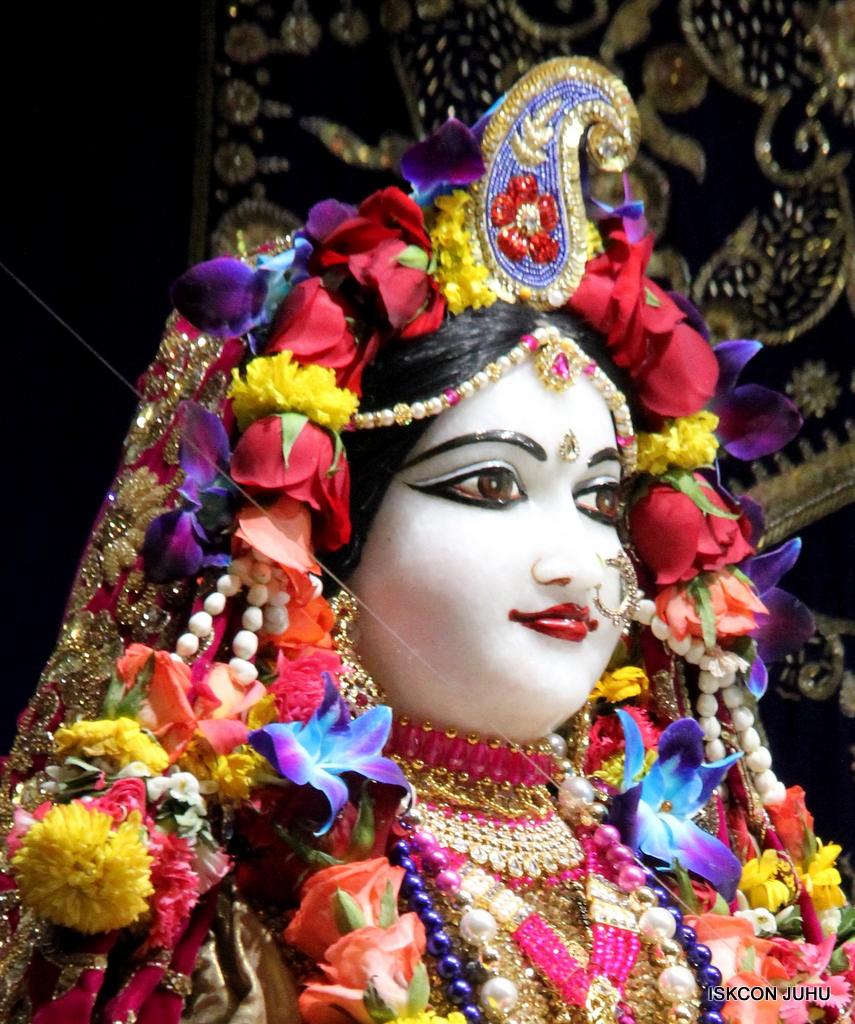 ISKCON Juhu Sringar Deity Darshan on 11th Sep 2016 (4)