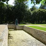 Château Saint-Jean de Beauregard : bassins