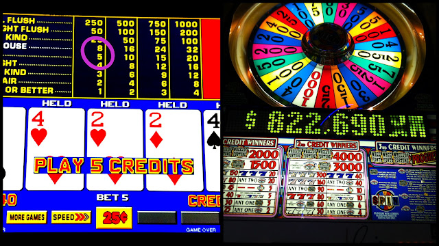 Video Poker Strategy Is The Same Used To Win At Life