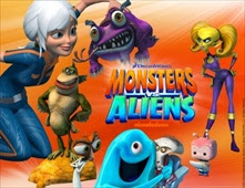 فيلم Monsters vs. Aliens