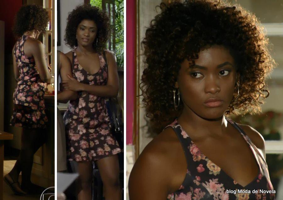 moda da novela Em Família - look da Alice dia 24 de maio