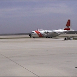 a - C-130 that located and tracked raft and guided helo to scene saving fuel and time. No Herc, No Rescue!.png