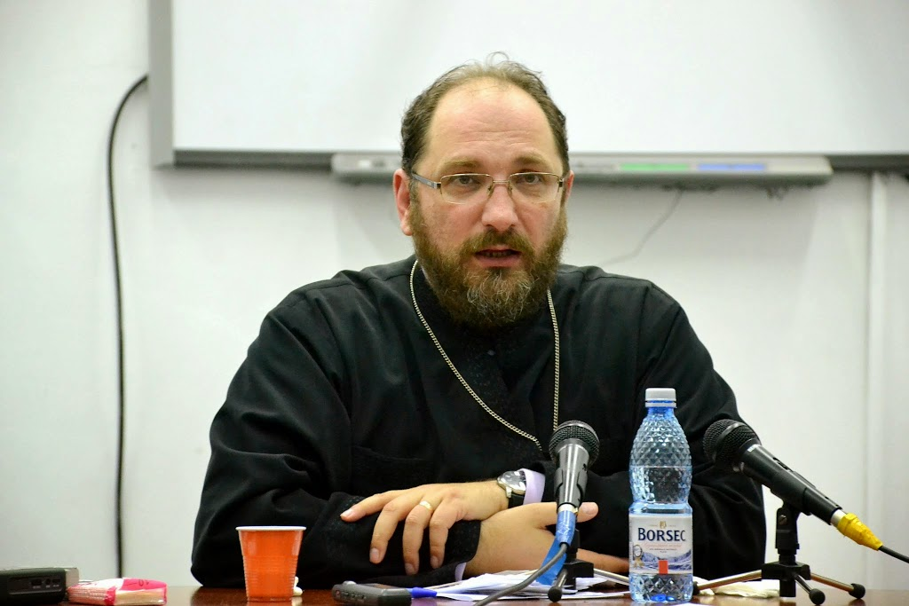 Pr. Constantin Necula despre tineri, FTOUB 167