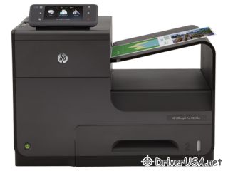 get driver HP Officejet Pro X551dw Printer