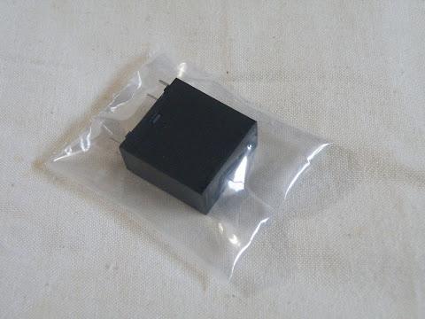 パナソニック電工 音響機器用リレーDC24V / ALA2F24