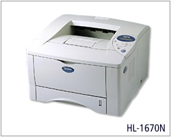 free download Brother HL-1670N driver