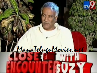 Tammareddy Bhardwaja in Close Encounter with Suzzy