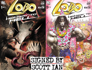 Lobo Designed by Scott Ian