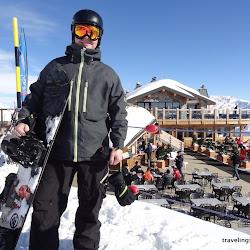 Snowboarding - Courchevel 2012