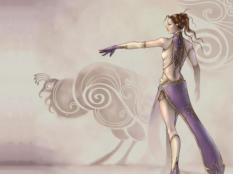 Pretty Warlock Of Life, Magic And Spells 2