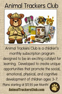 Animal Trackers Club Ad
