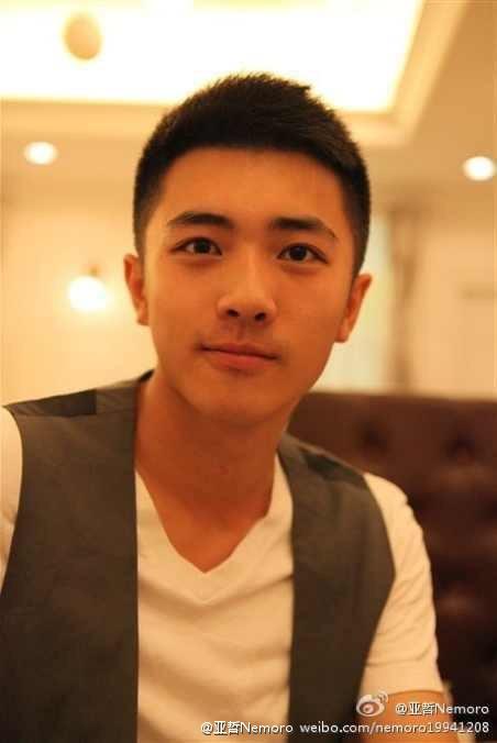 Jiao Yaliang China Actor