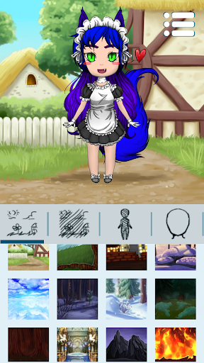 Avatar Maker: Anime Chibi 2 screenshot 2