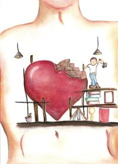 Construindo o seu amor dentro de si!
