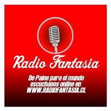 Logo Radio Fantasia TV