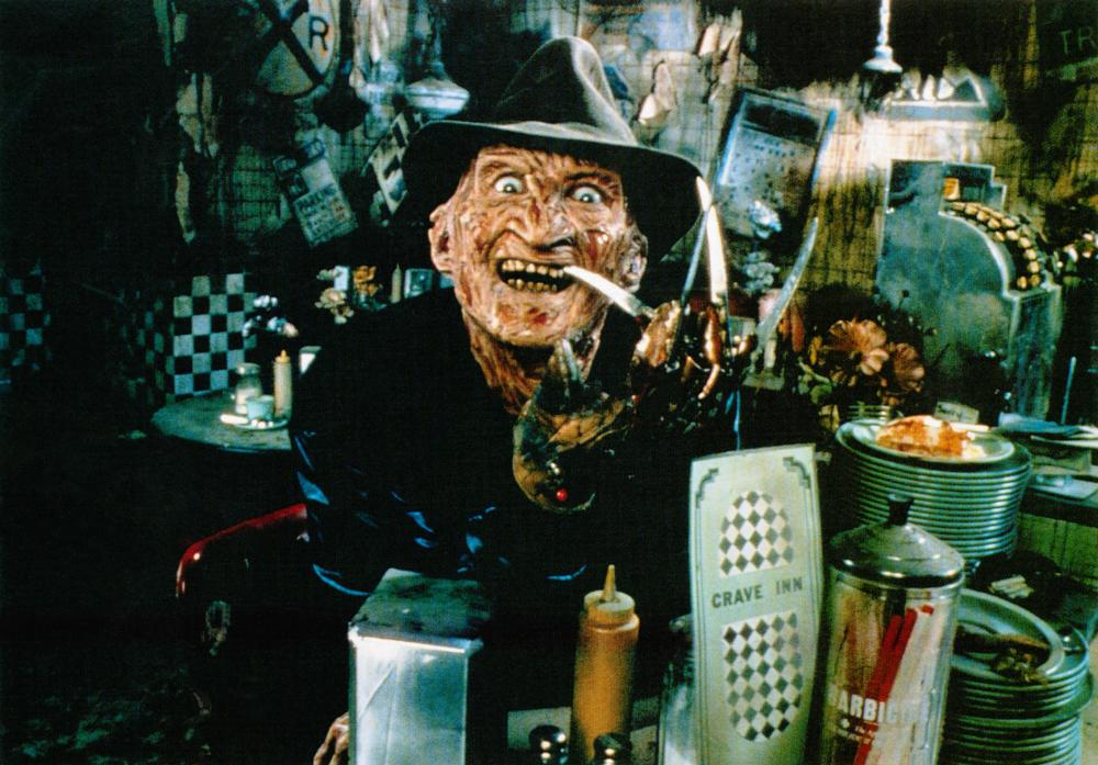 A NIGHTMARE ON ELM STREET 4: THE DREAM MASTER, Robert Englund, 1988. ©New Line Cinema