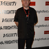 OIC - ENTSIMAGES.COM - Sean Hogan at the Film4 Frightfest on Saturday    of   Future stock - The story of 2000AD  UK Film Premiere at the Vue West End in London on the 29th August 2015. Photo Mobis Photos/OIC 0203 174 1069