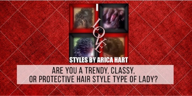hairstyles, Styles by Arica Hart, Erica