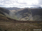 Descent of Robinson towards Littledale Edge