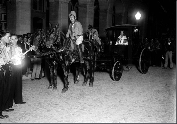 1932 A TRAQUITANA DA SEVERA (DINA TERESA) CONDUZIDA PELO TIMPANAS (SILVESTRE ALEGRIM) (03-07)