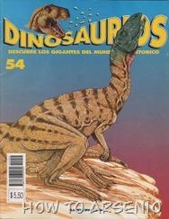 P00054 - Dinosaurios #54