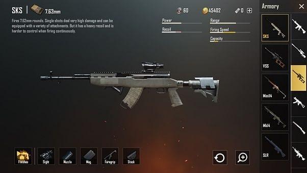 PUBG Mobile Lite vs Free Fire: Hangi oyunda daha çok ve daha iyi silahlar var?