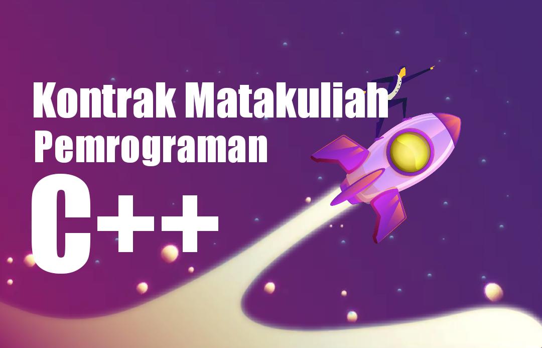 Kontrak Matakuliah Pemrograman C++