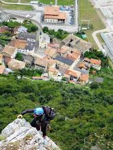Photo: Se cado arrivo diretta sui tetti di Santa Massenza