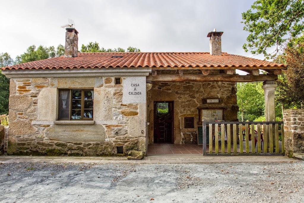 Albergue de peregrinos A Calzada, Lestedo, Lugo :: Albergues del Camino de Santiago