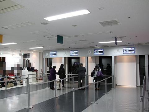 ウィラーバスターミナル新宿西口 ディパーチャーエリア