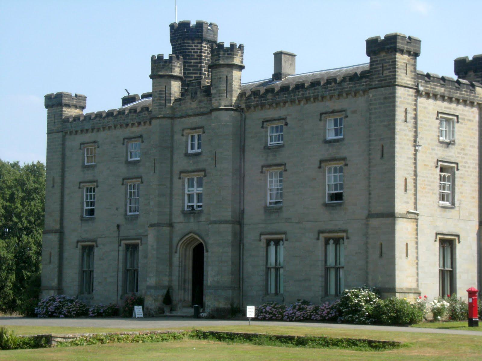 DSCF1296 Chiddingstone Castle