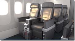 American Airlines Premium Economy to show seats