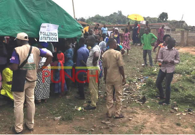INEC Bars Phones, Video Recording In Polling Booths During Osun Election