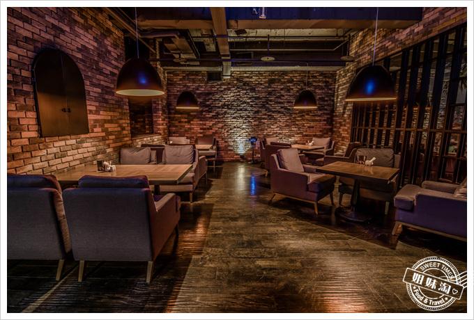 etage 15 高空餐廳 室內