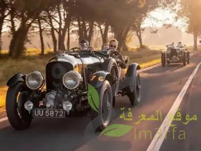 سيارة بنتلي بلاور الجديدة أول سيارة جديدة منذ 90 سنة