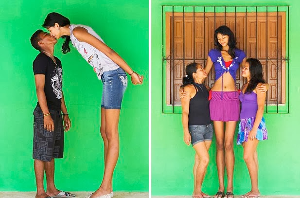 Tallest Woman in the World 6