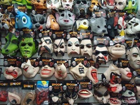 máscaras do Mercadão
