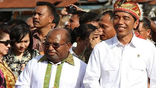 Siap Gelar PON XX, Lukas Enembe: Jokowi Bilang Ini Waktunya Tunjukkan Kebanggaan Papua