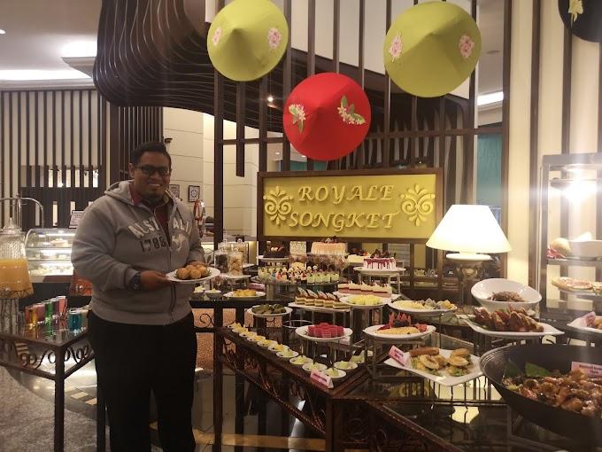 Makanan Viral di Royale Songket di Grand Bluewave Shah Alam