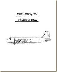 Douglas DC-4 OM_01