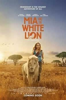 A Menina e o Leão 2019 Dublado