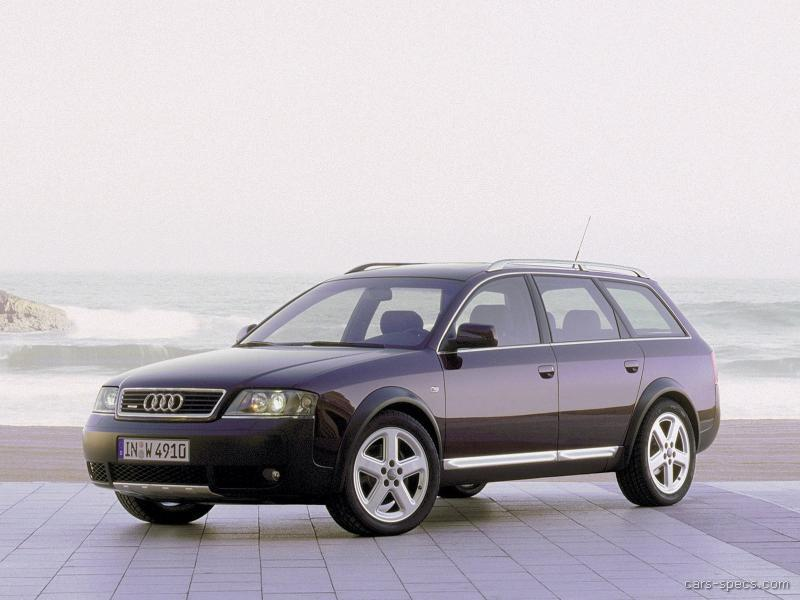 2001 audi allroad quattro wagon specifications pictures prices rh cars specs com 2001 Audi All Road MPG 2001 Audi Wheels