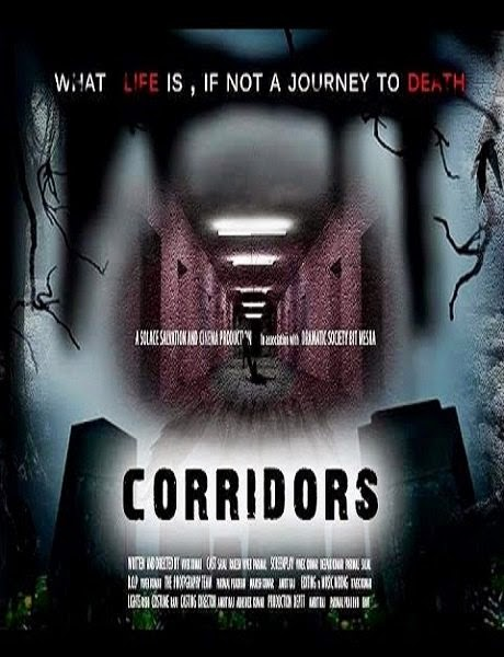 Poster Of Hindi Movie Corridors (2014) Free Download Full New Hindi Movie Watch Online At Alldownloads4u.Com