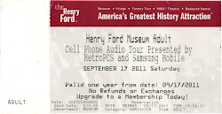 Henry Ford ticket